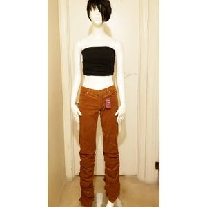 NWT MIss Vigoss Corduroy Pants size 9/10